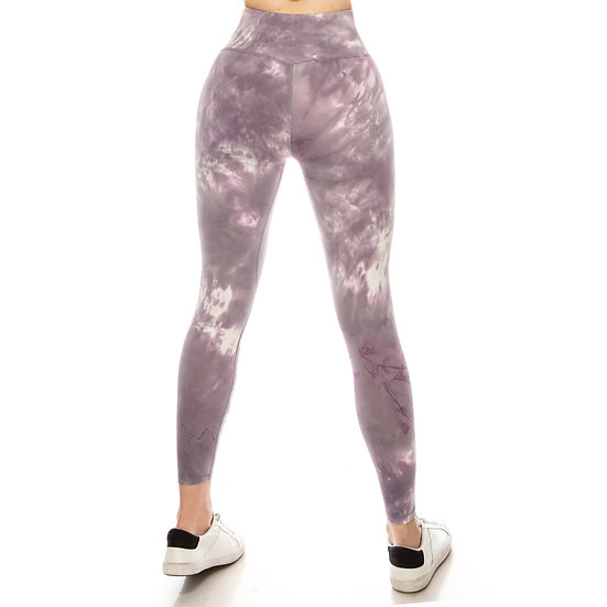 Premium Tie Dye Active Leggings