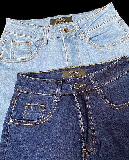 Contour High Waisted AriFit Jeans