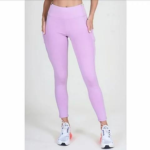 High Waist Tech Pocket Workout Leggings