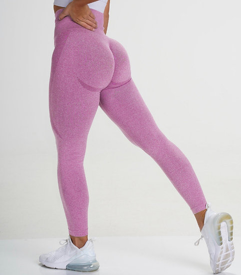 ALLURE Seamless Push Up Leggings