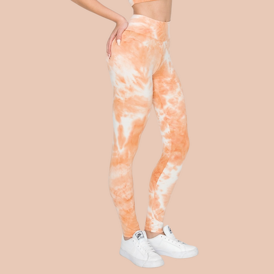 Ultra Soft Tie Dye Leggings