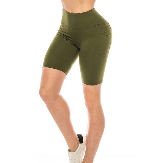 Premium Active Biker Shorts