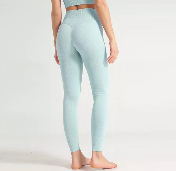 Ribbed Active Leggings