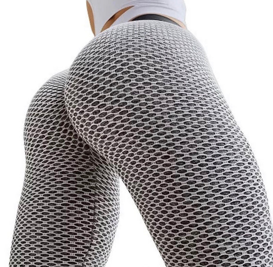 Honeycomb Scrunch Leggings