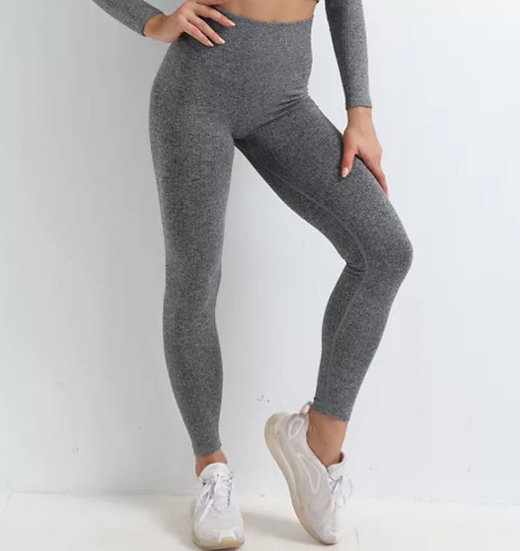 Ribbed Active Leggings