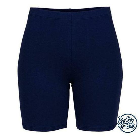 Basic Cotton Biker Shorts