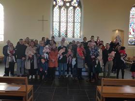 Baptismal gathering Jan 12th 2020