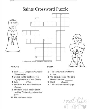 Saints-Crossword-Easy.png