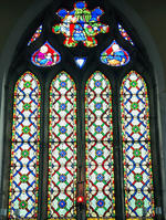 Stained Glass Window (c. 1860)