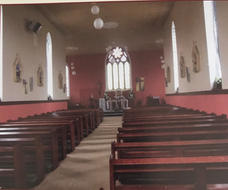 Church Interior Prior to 2009 Renovation