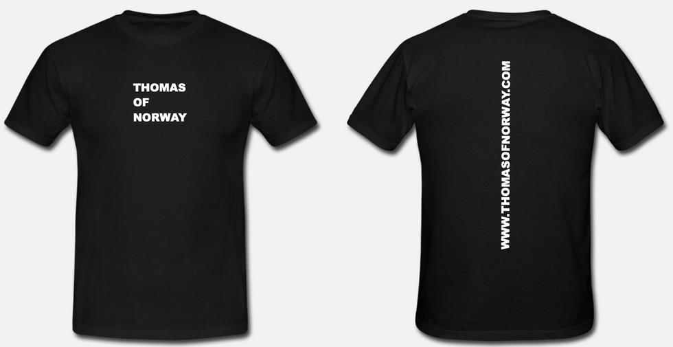 Thomas of Norway T-Shirt