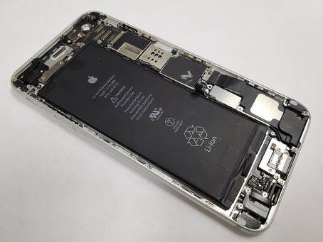 A Peak Into the Guts of an iPhone
