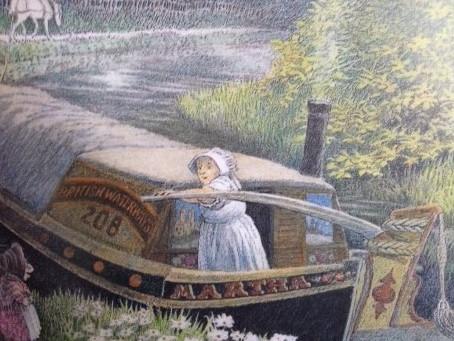 Alice Lives on a Barge.