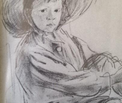 Augustus John Draws Wonderful People