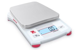 OHAUS Compass™ — портативные весы с впечатляющей автономностью