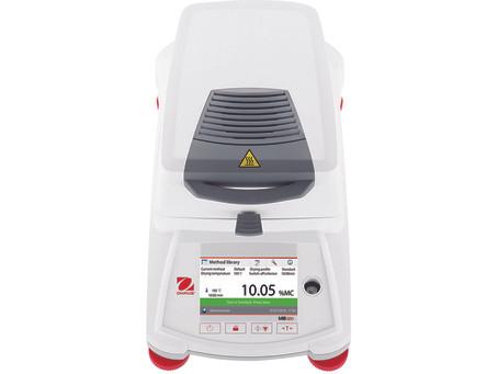 Профессиональные анализаторы влагосодержания OHAUS MB90 и MB120