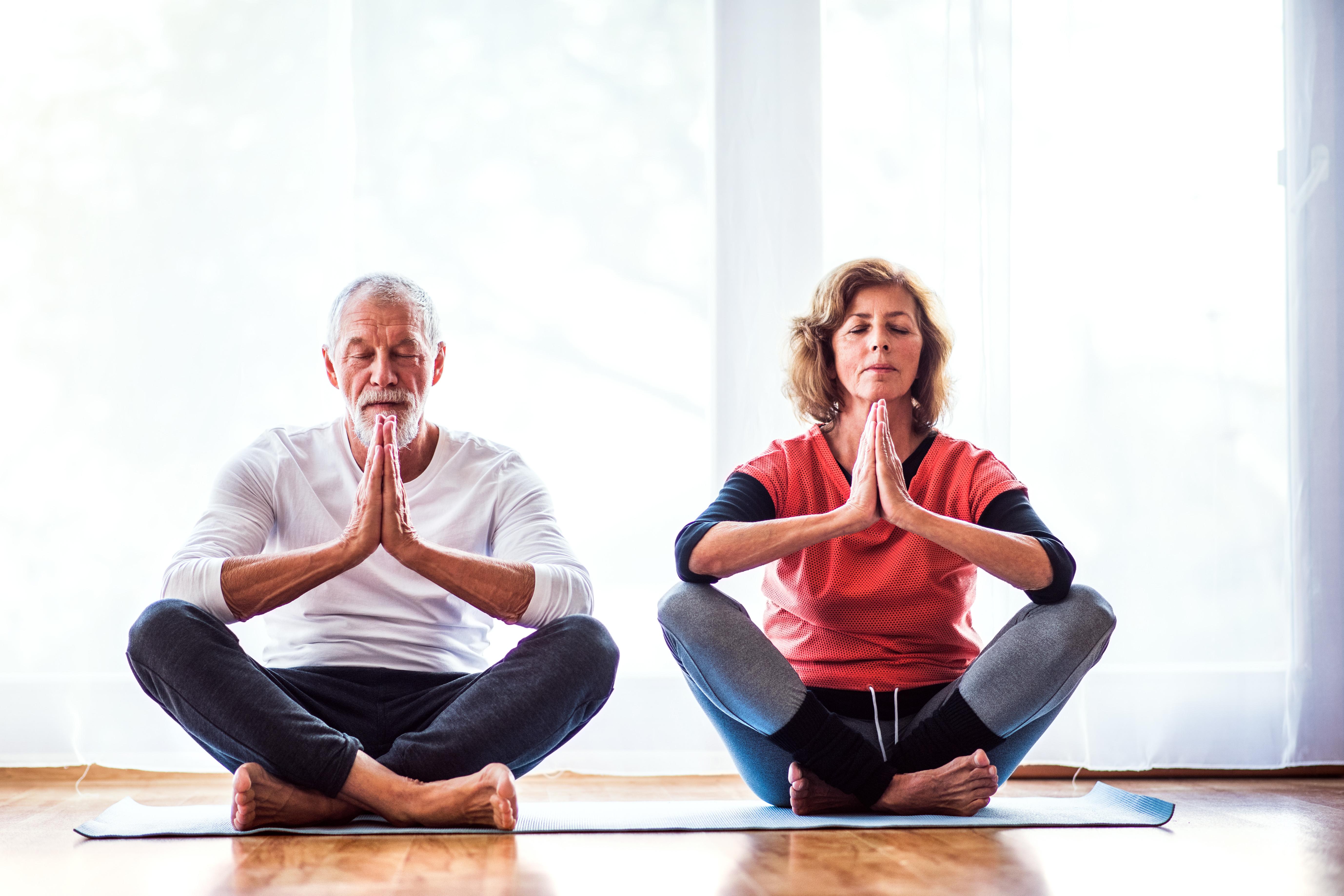 Senior Yoga tisdag 10:30 - 11:30