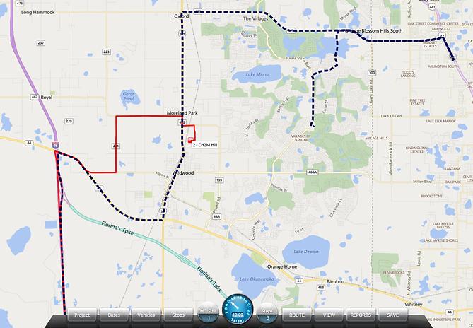 GPS Navigation and Tracking