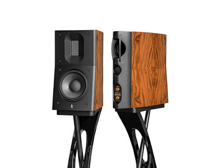 Latest review by Hifi Plus for Raidho TD1.2 Loudspeaker