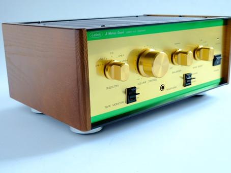 Leben CS 300F Integrated Amplifier review by HI-FI Plus
