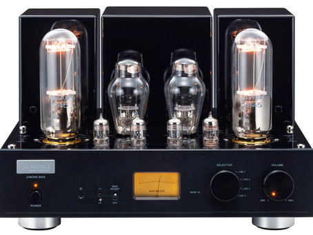 Triode Corp. New JUNONE 845S Integrated Amplifier