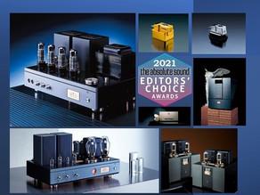 Absolute Sound Editors Choice Award 2021
