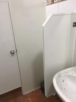 particion baño pvc maxi 4