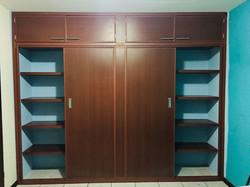 Closet Corrediza maxi pvc 4
