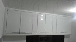 gabinete pvc blanco
