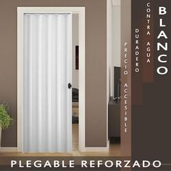 PLEGABLE REFORZADO BLANCO