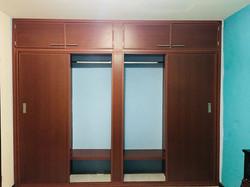 Closet corrediza maxi pvc