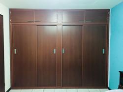 Closet Corrediza maxi pvc 2