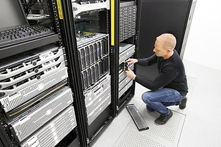 Network Engineer at Server Rack
