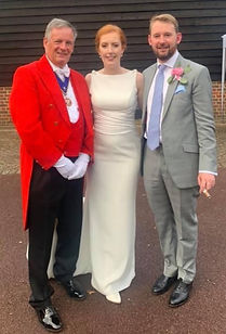 Wedding toastmaster London and Suffolk