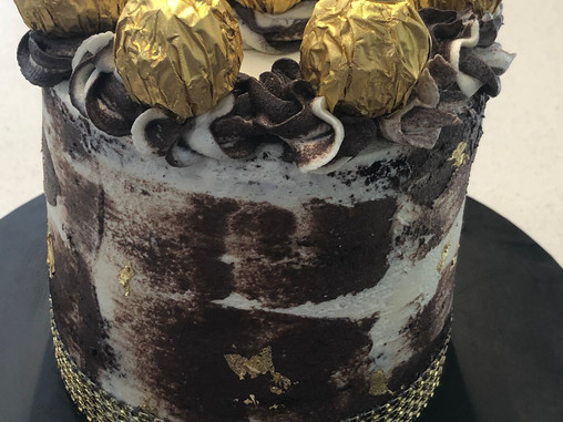 Men can Celebrate with Birthday Cakes Too
