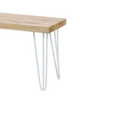 Console & Bar Table Hairpin Leg