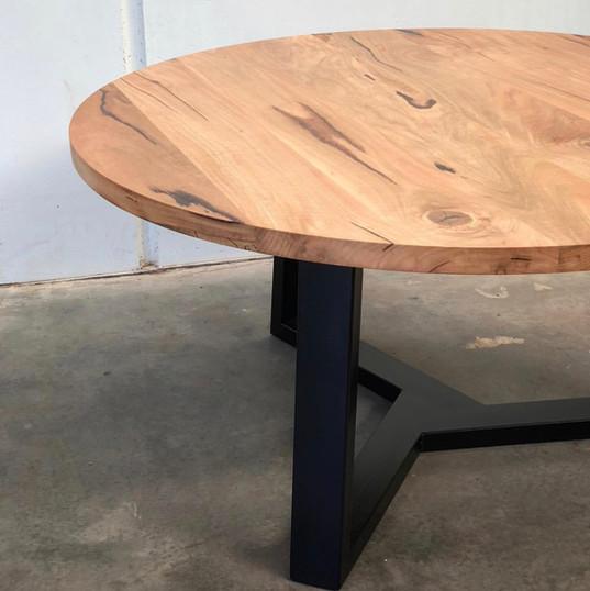 Custom coffee table frame