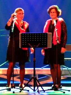 cabaret-Marie Thérèse & Gwenaëlle