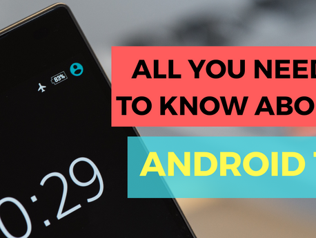All you need to know about the new Android OS - Android 10!