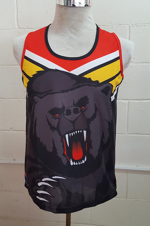 2019 Bears Singlet