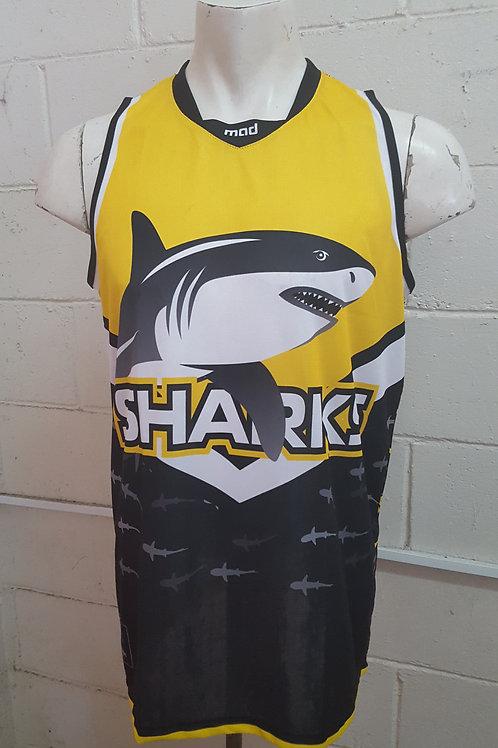 2020 Sharks Singlets