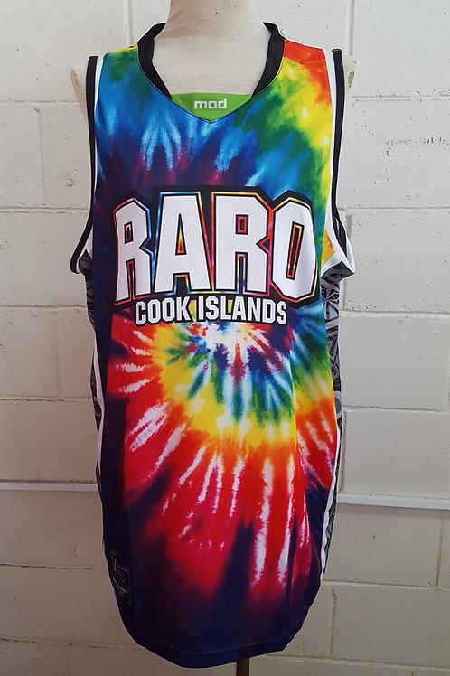 2020 Raro Dye Singlets