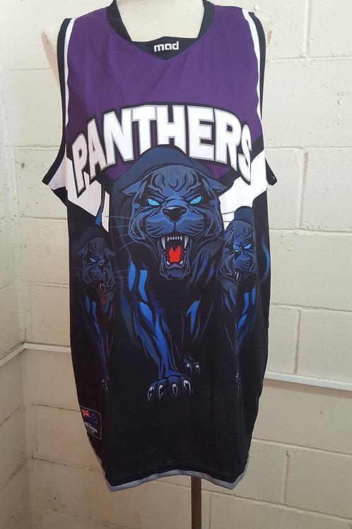 2020 Panthers Singlets