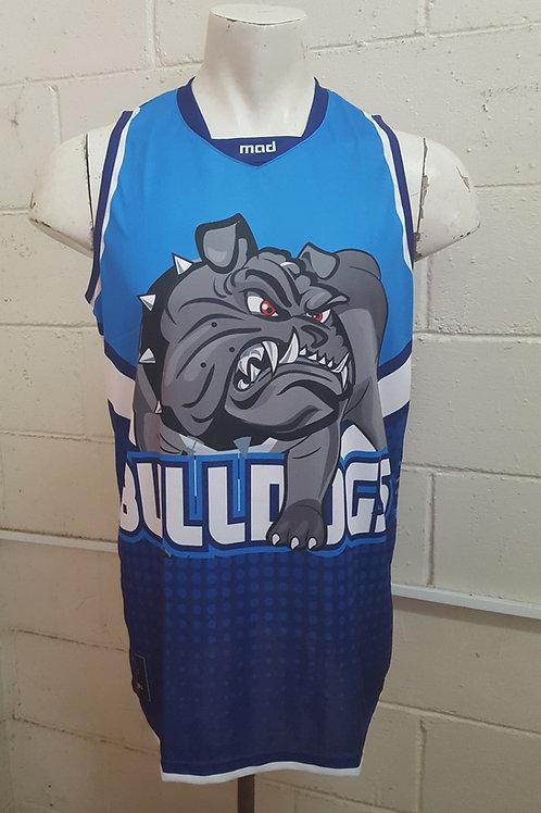 2020 Bulldogs Singlets