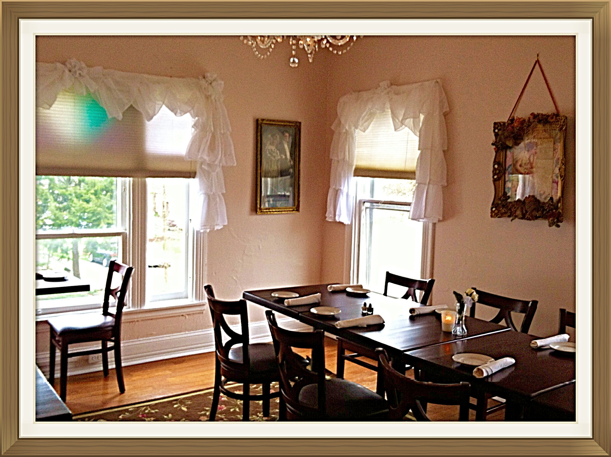 Second Floor Back Dining Room