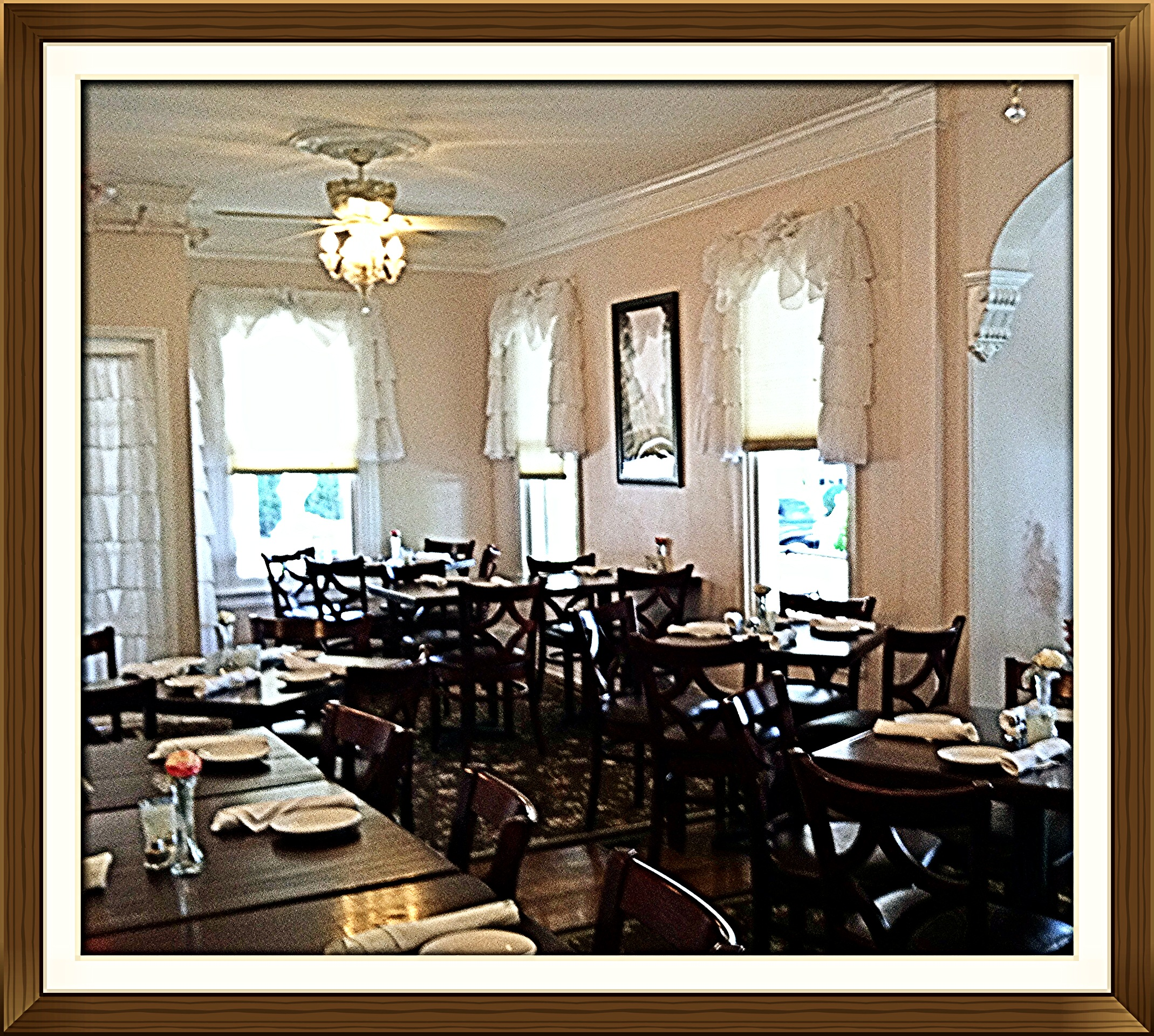 First Floor Main Dining Room