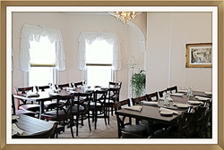 Second Floor Main Dining Room