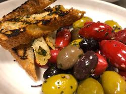olive misti