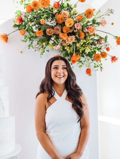 bridal shower, weddings, wedding inspiration, placesetting Inso, wedding Inso, orange wedding, Fresno wedding photographer, Fresno photographer, andjustytookthis,