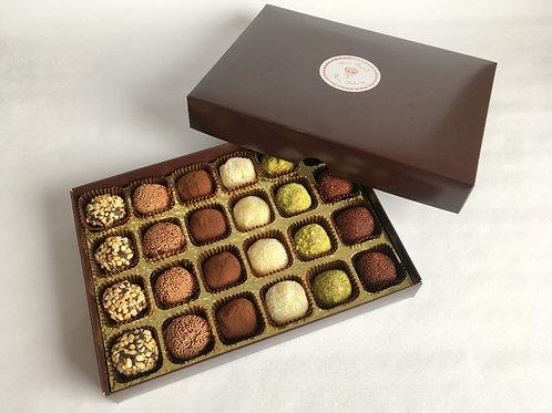 Vegan Chocolate Brigadeiro Truffle Gift Box